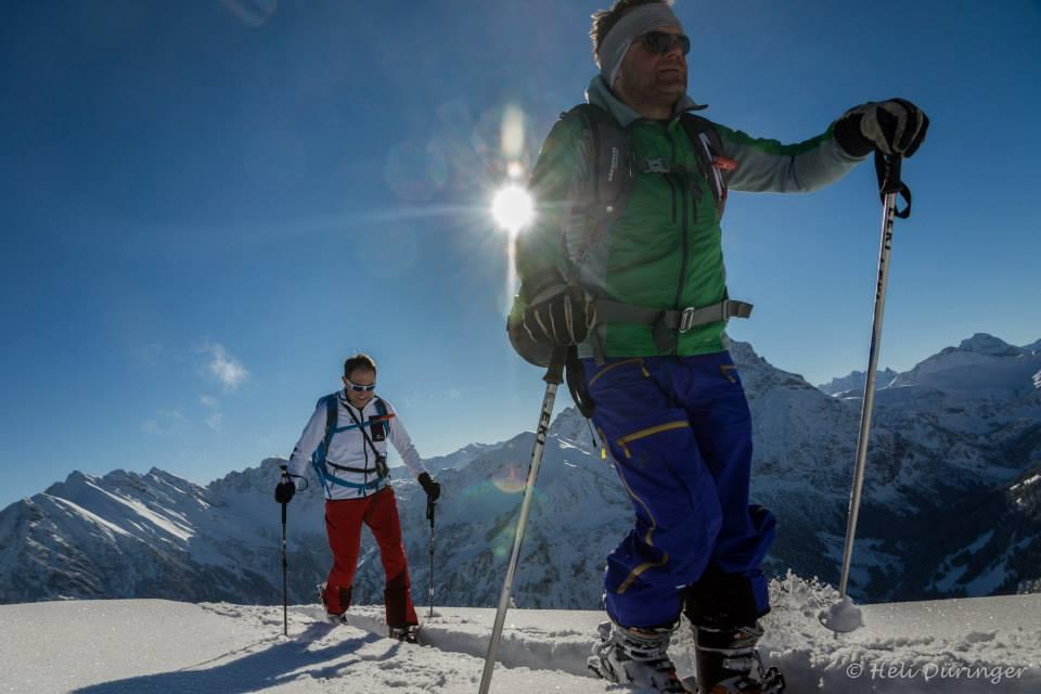 ISPO promuje freetour | W śniegu i po śniegu